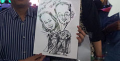 BirthDay Caricatures