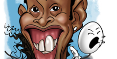 Digital Caricatures
